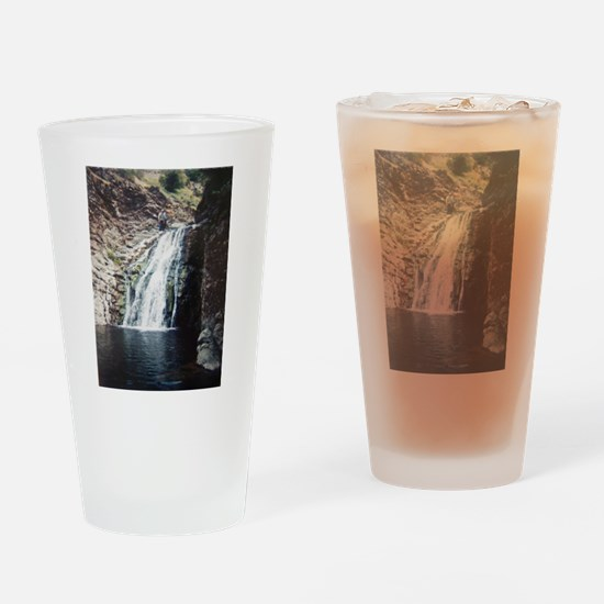 Indian Falls Drinking Glass