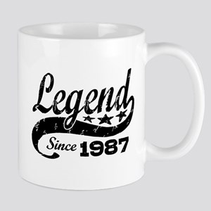 Legend Since 1987 Mug
