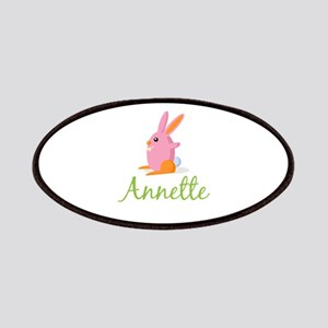 Easter Bunny Annette Patches
