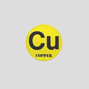 Copper Element Mini Button