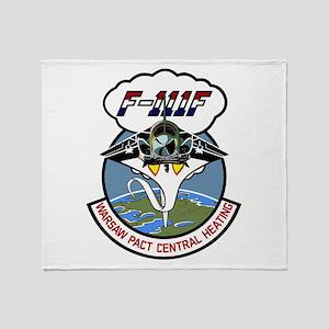 F-111 Aardvark Stadium Blanket