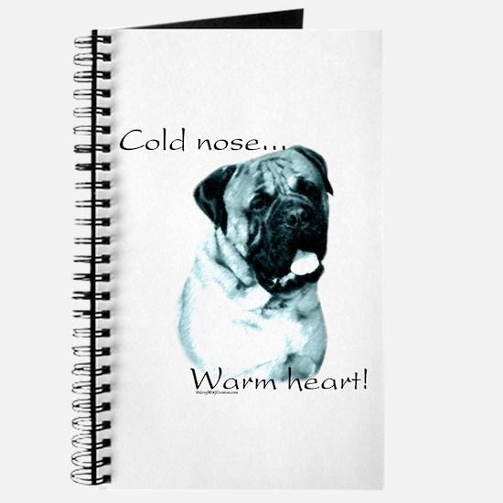 Bullmastiff Warm Heart Journal