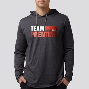 Team Prentiss Mens Hooded Shirt