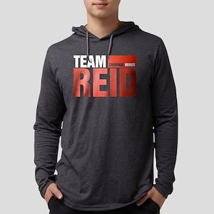 Team Reid Mens Hooded Shirt