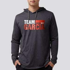 Team Garcia Mens Hooded Shirt