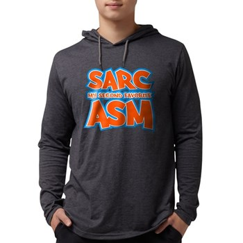 Sarc, My Second Favorite Asm Mens Hooded Shirt