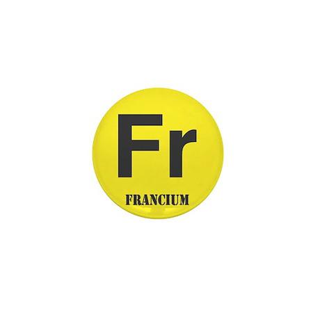 Francium Element Mini Button (10 pack)