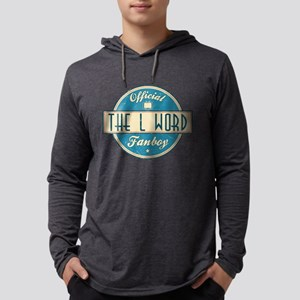 Official The L Word Fanboy Mens Hooded Shirt