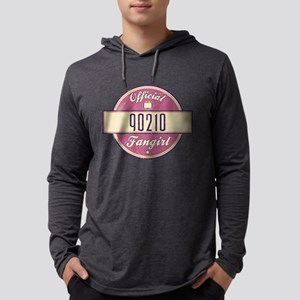 Official 90210 Fangirl Mens Hooded Shirt
