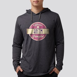 Official ANTM Fangirl Mens Hooded Shirt