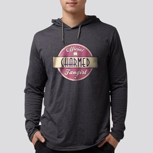 Official Charmed Fangirl Mens Hooded Shirt