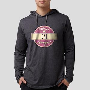 Official CSI Fangirl Mens Hooded Shirt