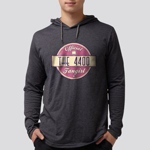 Official The 4400 Fangirl Mens Hooded Shirt