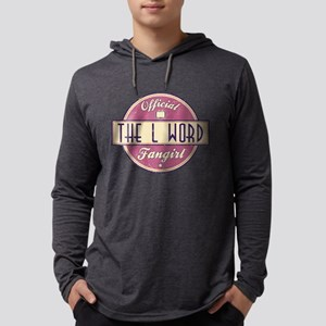 Official The L Word Fangirl Mens Hooded Shirt