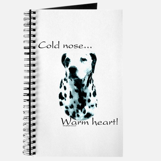 Dalmatian Warm Heart Journal