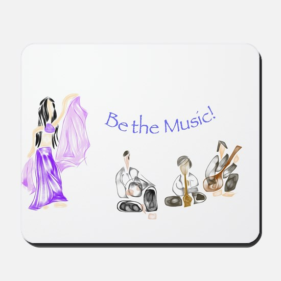Be the Music Mousepad