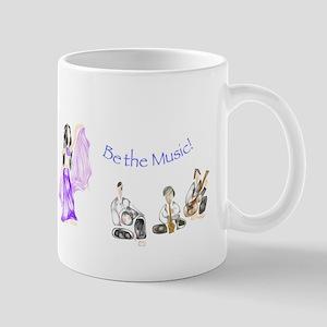 Be the Music Mug