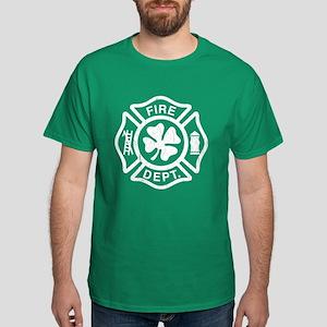Vintage IRISH Fire Dept. T-Shirt