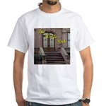 Nero Wolfe White T-Shirt