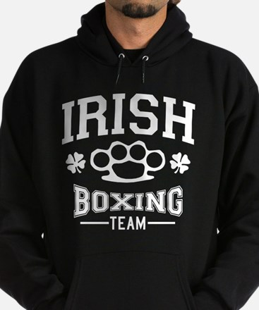 IRISH Boxing Team Knuckles Hoodie