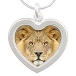 Lion Face Necklaces