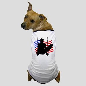MALE GYMNAST Dog T-Shirt