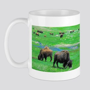 South Dakota Bison Mug