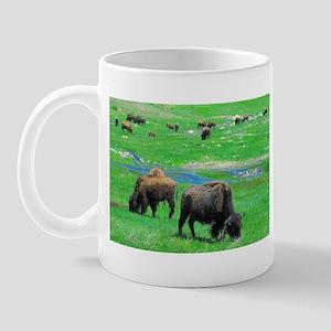 South Dakota Bison Mug