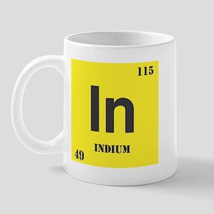 Indium Element Mug