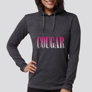 Cougar Womens Hooded Shirt