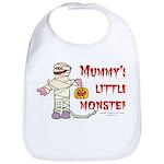 Mummy's Little Monster (boy) Bib