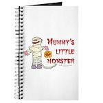 Mummy's Little Monster (boy) Journal