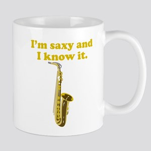 Im Saxy And I Know It Mug