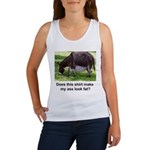 My Fat Ass Women's Tank Top