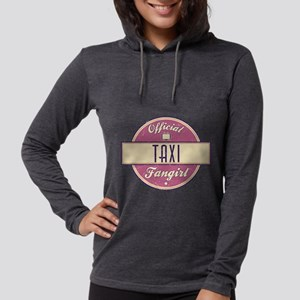 Official Taxi Fangirl Womens Hooded Shirt
