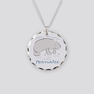 Manatee Necklace