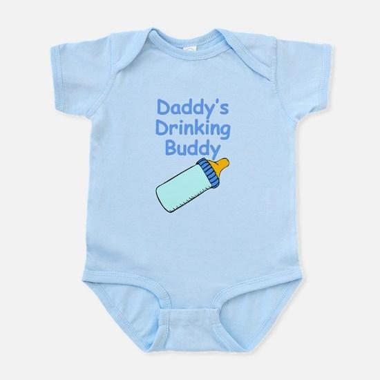 Daddys Drinking Buddy Body Suit