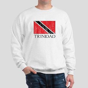 Trinidad Flag Sweatshirt