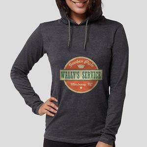 Wally's Service - Goober Pyle Womens Hooded Shirt
