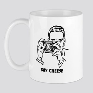 Say Cheese Mug