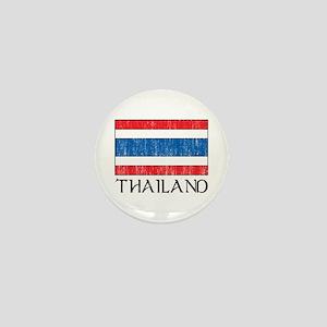 Thailand Flag Mini Button