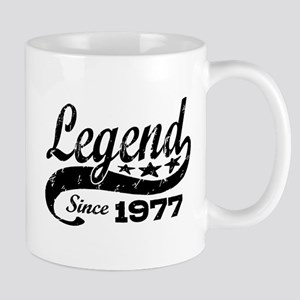 Legend Since 1977 Mug