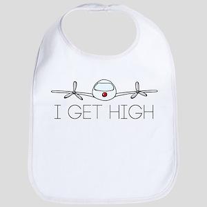 'I Get High' Bib