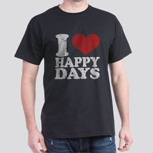 I love Happy Days Retro T-Shirt
