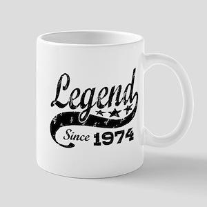 Legend Since 1974 Mug