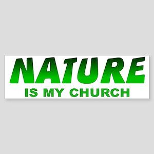 nature... Bumper Sticker