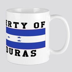 Property Of Honduras Mug