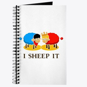 I Sheep It Journal