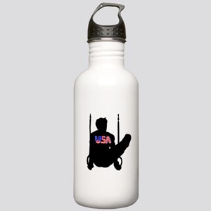 USA GYMNAST Stainless Water Bottle 1.0L