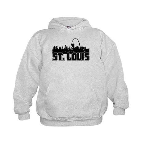 St. Louis Skyline Kids Hoodie